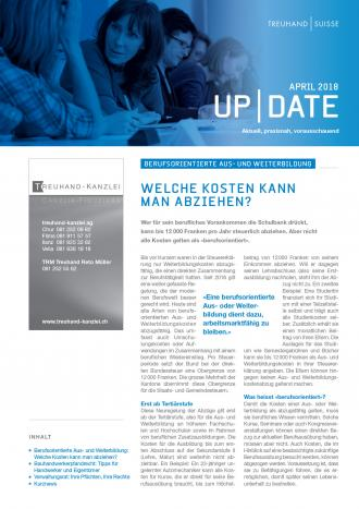 Update Ausgabe April 2018